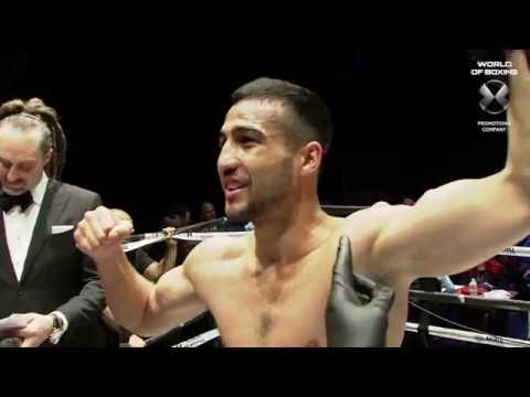 Shakhram Giyasov debut | Шахрам Гиясов дебют |Мир бокса