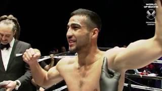 Шахрам Гиясов| Дебют |Мир бокса