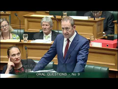 Question 9 - Brett Hudson to the Minister of Justice