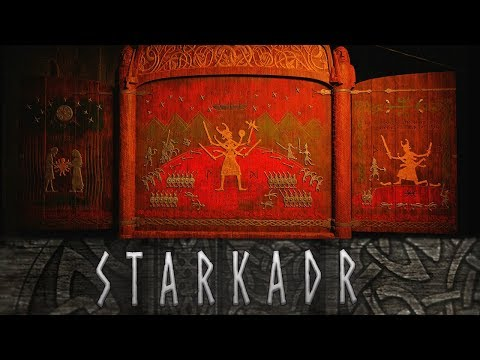 God of War - The Story of Starkadr the General // Giant Tales