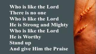 Кто как наш Господь