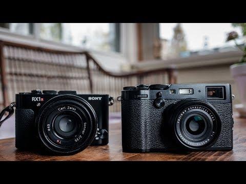 5 Reasons to Buy - Fuji X100f vs Sony RX1r Mark ii
