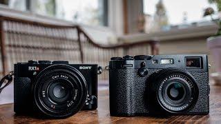 5 Reasons to Buy - Sony RX1r Mark ii (vs Fuji X100f)