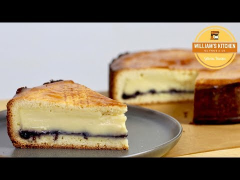 recette-du-gâteau-basque-super-épais-|-william's-kitchen