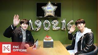 SF9 CHANI – 쇼! 음악중심 MC 1주년 Behind