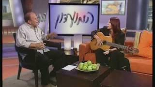 Suzy Surprise with Dalik סוזי מילר מתראיינת אצל דליק ווליניץ
