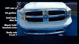 2013 Ram 1500 SLT-V8 Work Truck, AC Blows Cold, Runs Great