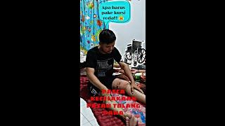 PATAH TULANG PAHA MEMBAWA BERKAh!!.