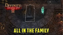 All in the Family Quest (Divinity Original Sin 2)