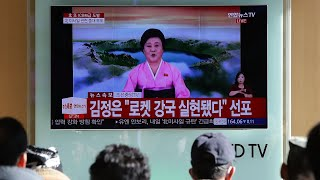 New rocket can hit anywhere in US, North Korean state TV claims
