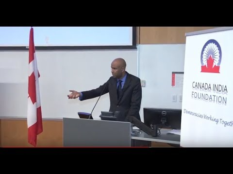 CIF – A Lecture with the Honourable Ahmed D  Hussen