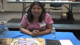 Aging well in the Community Fair at LA Mission College