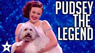 PUDSEY missed but never forgotten! WINNERS of Britain