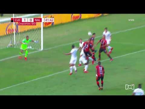 Cúcuta 1-0 Nacional: Gol Jhonatan Agudelo I Deportes RCN