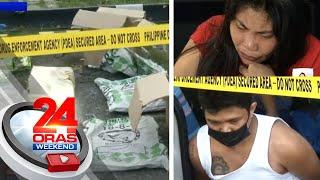 Mahigit P1-B halaga ng shabu, nasabat   24 Oras Weekend