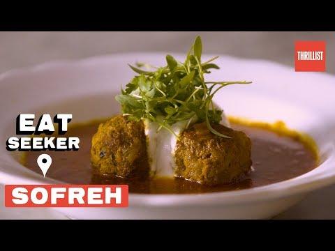 Brooklyn's Premier Persian Restaurant || Eat Seeker: Sofreh Mp3