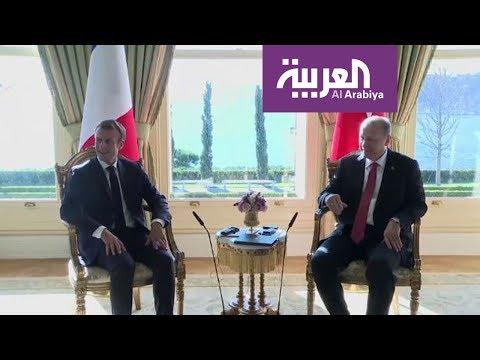 أنقرة تندد باستقبال ماكرون أكرادا سوريين  - نشر قبل 5 ساعة