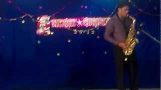 Ajeeb dastan hai yeh Saxophone by Raj Shekhar