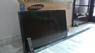 Samsung 32 inch Series 4 4003 TV Unboxing | The Inventar