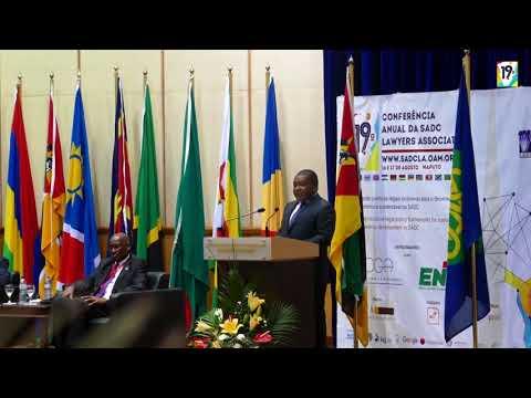 Discurso do Presidente da República Filipe Jacinto Nyusi