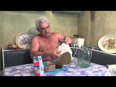 видео: Самый простой Рецепт Приготовления Кваса. Домашний квас 1