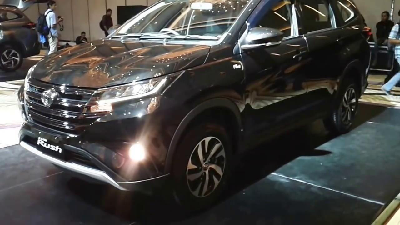 Beda Tipe G Dan TRD Toyota All New Rush YouTube