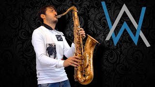 Alan Walker - ''ALL FALLS DOWN'' 🎷[Saxophone cover]