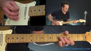 2 Minutes To Midnight Guitar Lesson Chords Rhythms Iron Maiden