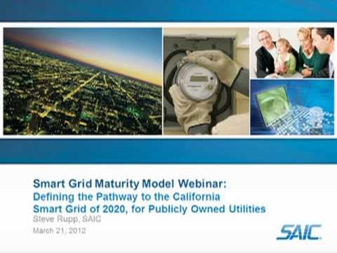 SEI Webinar Series: The California Energy Commission and SGMM