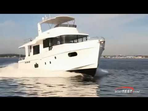 Bénéteau Swift Trawler 50 by Boat Test