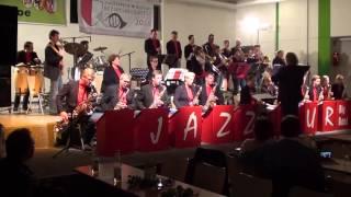 Jazzkur Stück 7 Big Band Battle Buchloe 2015