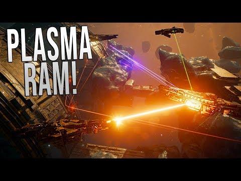 PLASMA RAM! - Dreadnought: Massive STARSHIP Warfare!