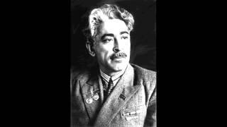 Uzeyir Hajibeyov - Ey Veten