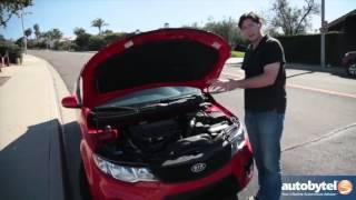 2013 Kia Forte Koup SX Test Drive Car Video Review YouTube