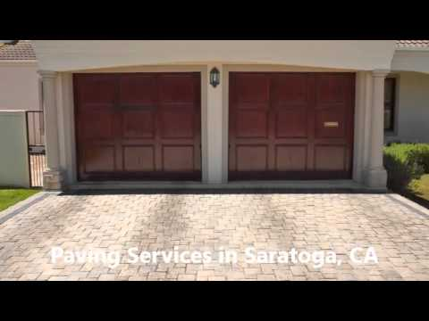 Paving Services Saratoga CA All State Paving