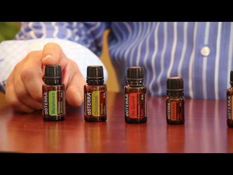 Essential Oils for Seasonal Threats