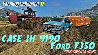 "[""CASE IH 9190"", ""Ford F-350 SUPER DUTY"", ""WILSON Trailer"", ""Case Tractors"", ""Case IH mods"", ""Fors pickups"", ""ford mods"", ""wilson mods"", ""FARMING SIMULATOR 17"", ""FARMING SIMULATOR 2017 Case IH"", ""Farming Simulator 2017 Ford"", ""Farming Simulator 2017 Trail"