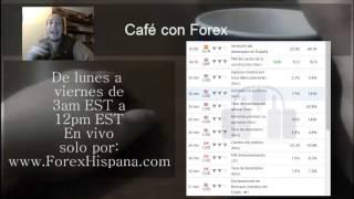 Forex con Café del 2 de Diciembre 2016