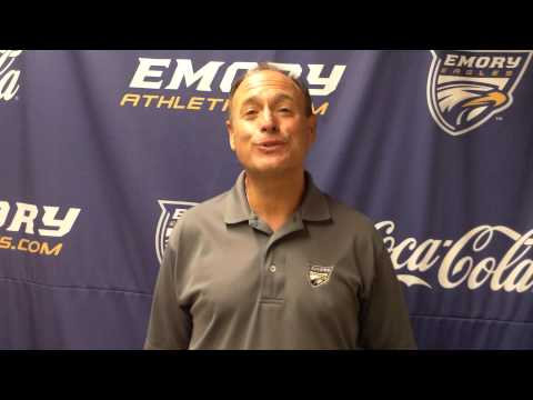 Mid-Season Interview with Emory Soccer Head Coach Sonny Travis