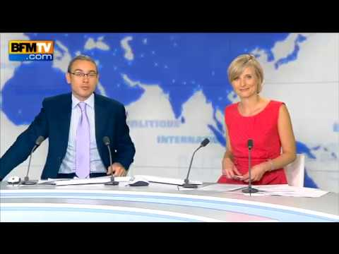Peut-on manger sainement à la cantine ? Interview de Jean-Michel Cohen (BFMTV)