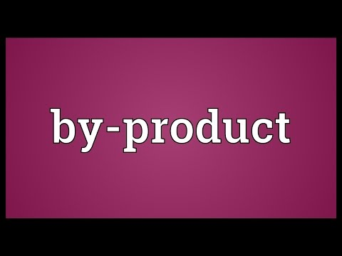By-product Meaning