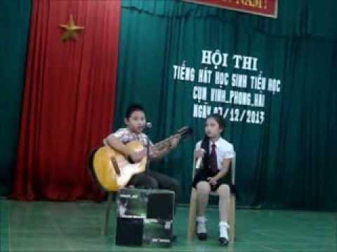 Hương Vinh 3 Tiếng hát HS Tiểu học 2013