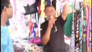 Calcinha na cabeça Reporter Jota Santos Santo Antonio de Jesus 320x240