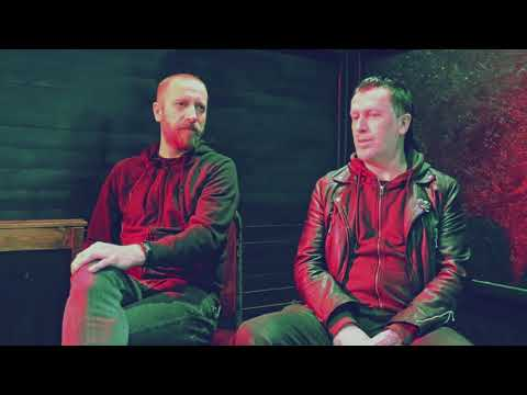 PARADISE LOST - Nick and Greg on why BIN isn't a happy album (OFFICIAL TRAILER)