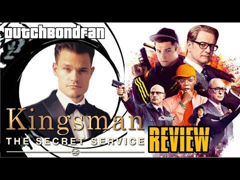 Recapping - Kingsman: The Secret Service (2014) (Review)