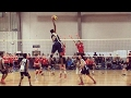 Daenan Gyimah - Volleyball Player Without Gravity | Crazy Jumps 372cm | Young King Volleyball (HD)