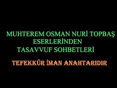 TEFEKKÜR İMAN ANAHTARIDIR mp3