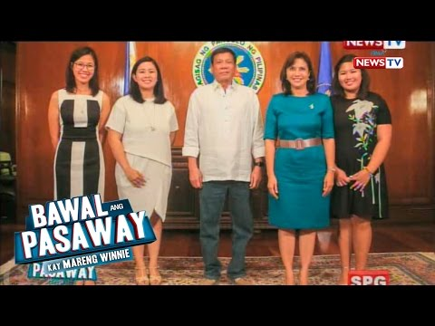 Bawal ang Pasaway: The Vice Presidents of the Republic of the Philippines