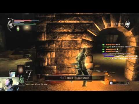 Demon's Souls Drunkthrough - Part 6: Stonefang Tunnel