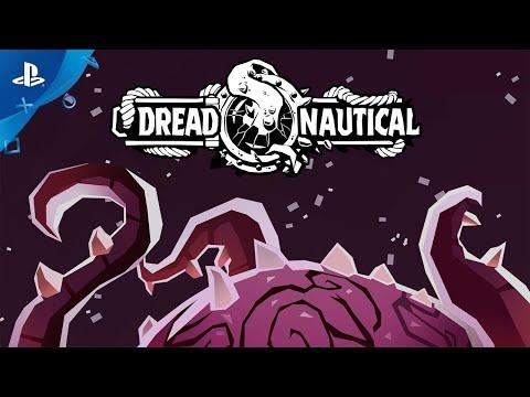 Dread nautical - launch trailer   ps4